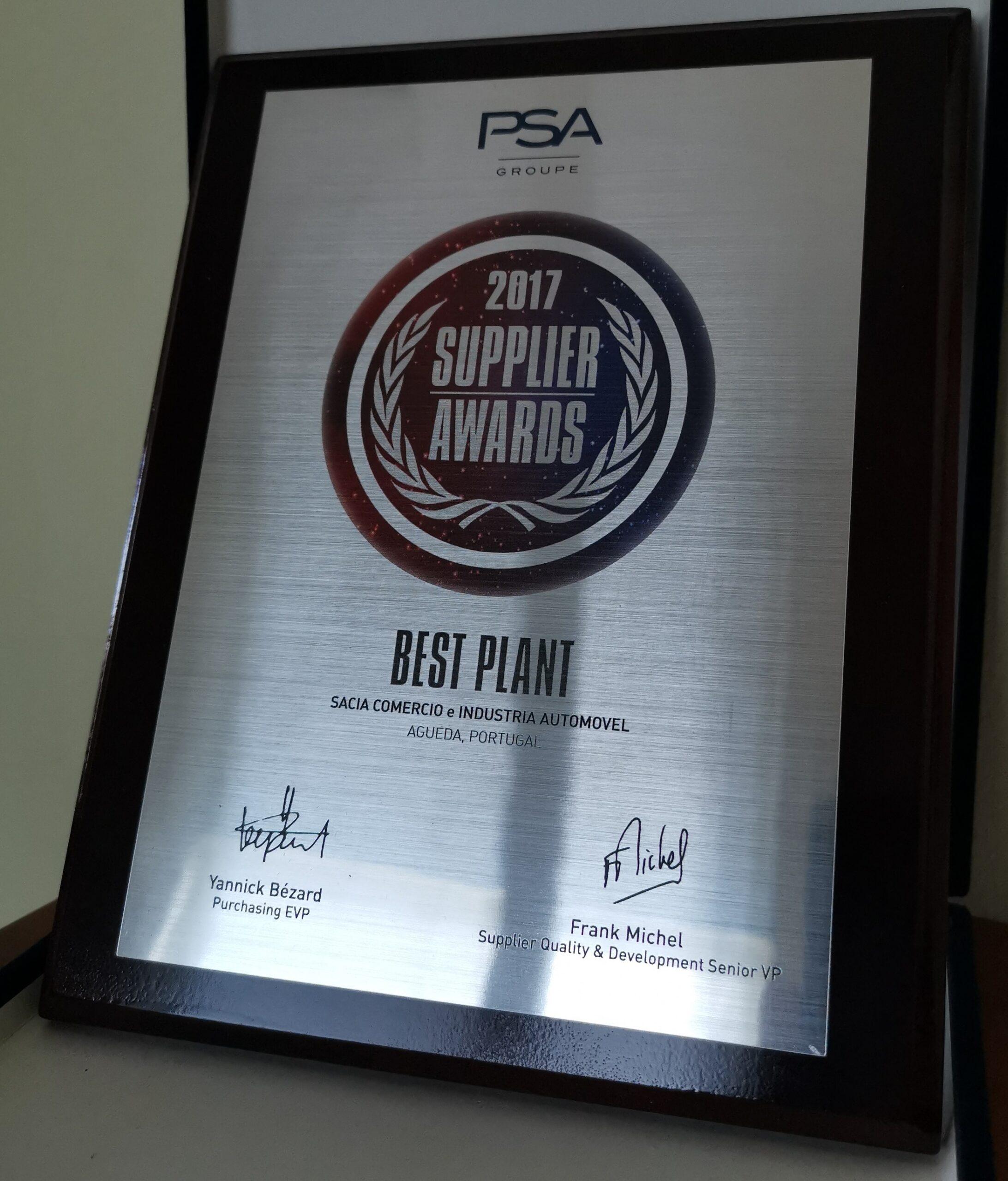 Best Plant 2017