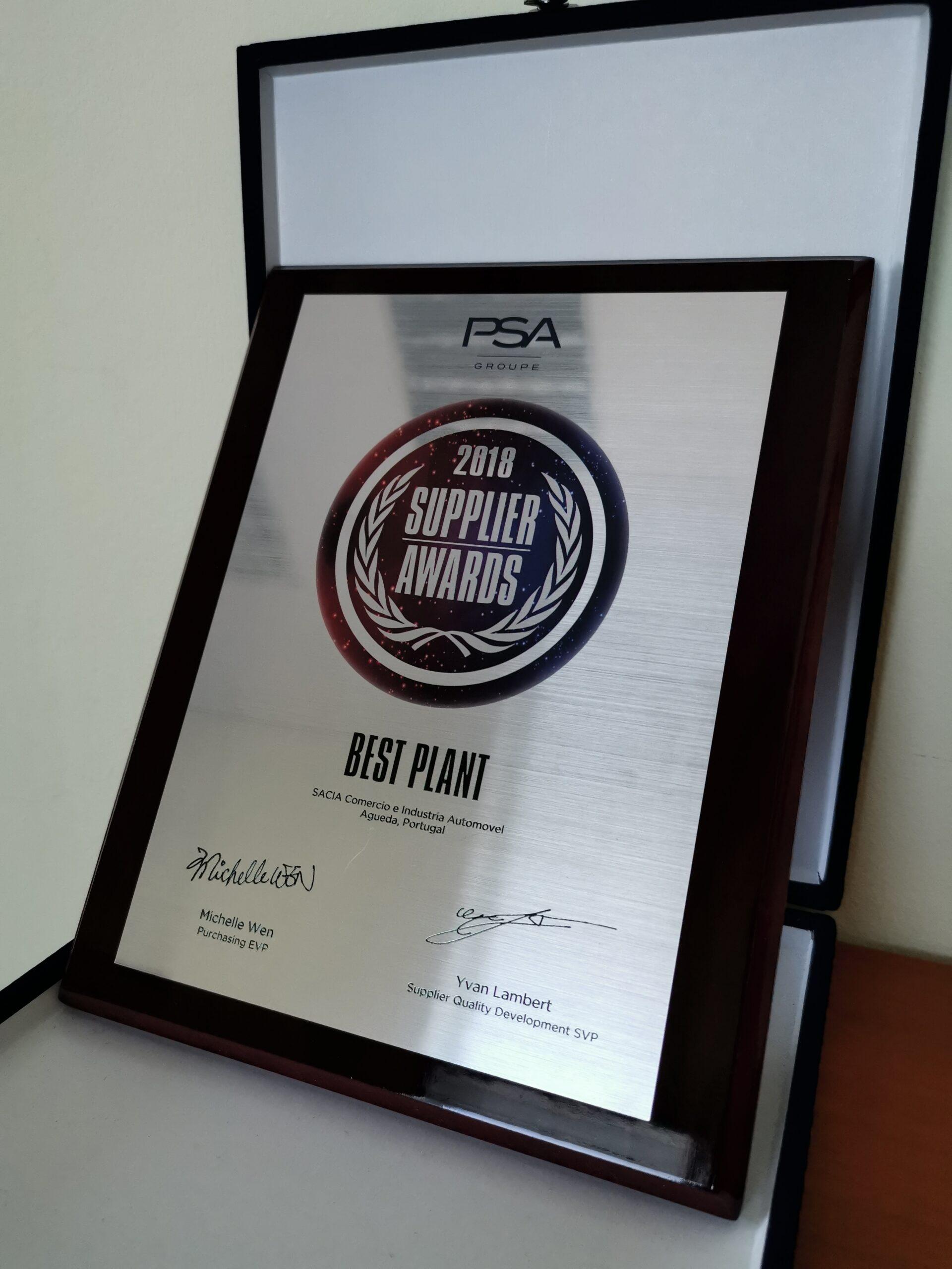 Best Plant 2018