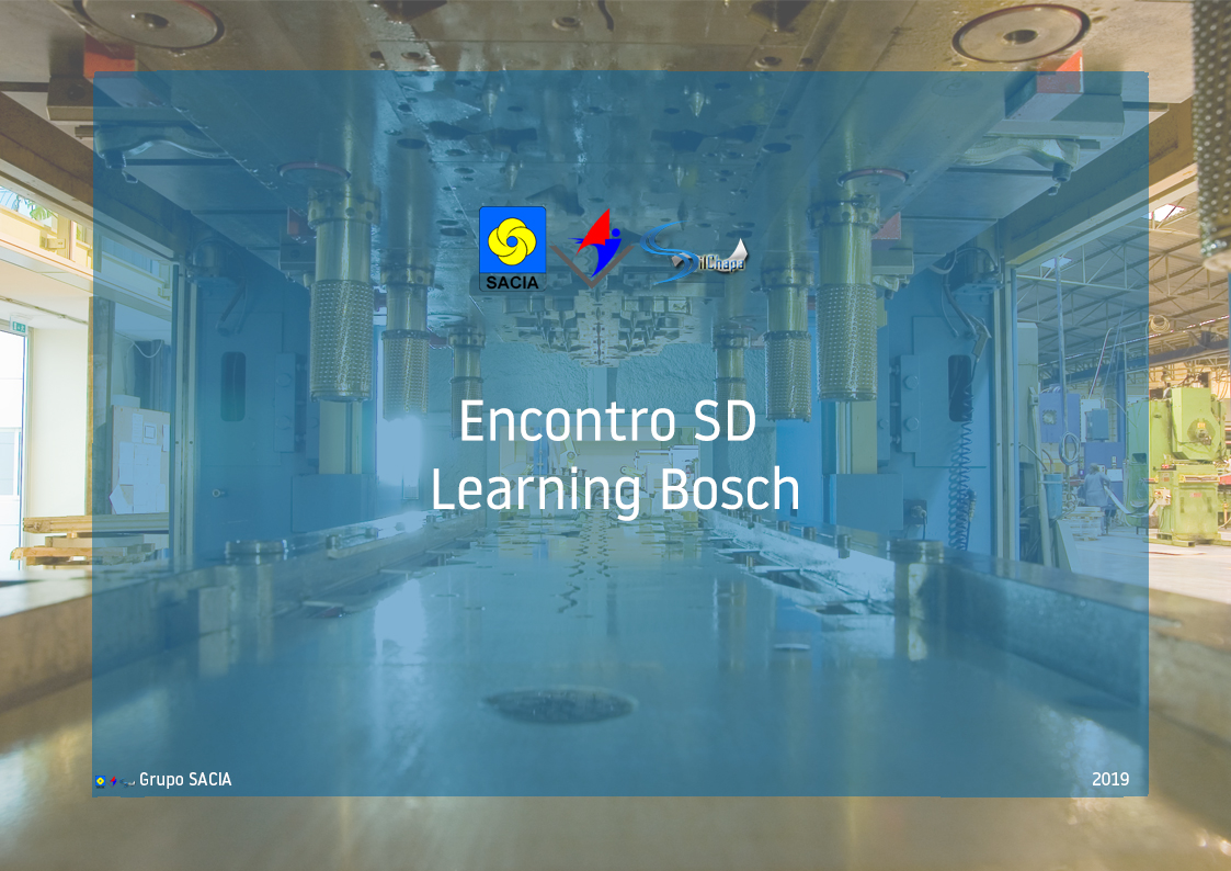 ENCONTRO SD LEARNING BOSCH